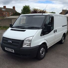Ford transit van for sale full service history and tax and tested 100ps t280 this little van runs ve