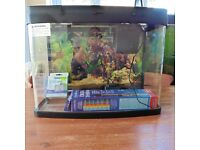 fish tank,only used for 3 months
