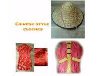 Chinese style clothing