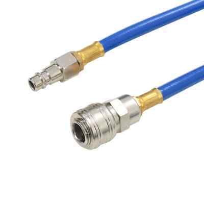 "vidaXL Automatic Retractable Air Hose Ree 1//4/"" Air Pipe Compressor Tool Grey"