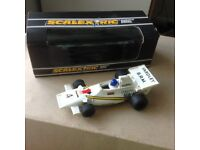 Scalextric Racing car BRM Yardley Number4