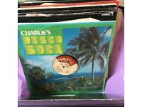 "42 reggae /dub/ dancehall /soca 12"" vinyl"