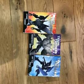 Transformers prime children's books