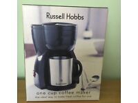Russell Hobbs one cup coffee ,maker