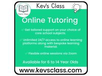 Maths and English Private Online Tutor