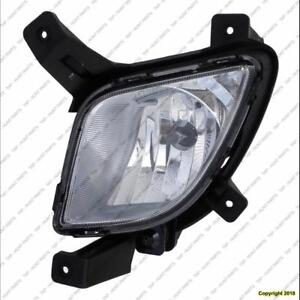 Fog Light Driver Side High Quality Hyundai Tucson 2010-2015