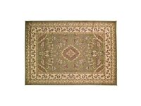 Sincerity Sherbourne Green Rug 160 x 230cm (NEW worth £70)