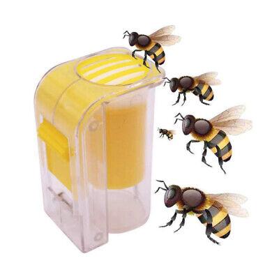 Plunger Beekeeping Equipment Handed Queen Bee Marking Catcher Clip Marker Bottle
