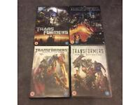 Complete transformers 1-4 collection
