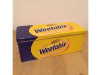 Vintage Weetabix Tin