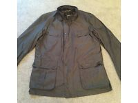 Barbour light weight jacket XL.. Worn once