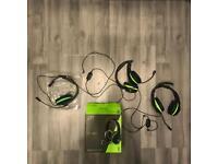 Xbox one head sets
