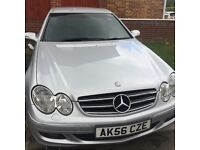 Quick sale Mercedes Clk 2.2 ltr