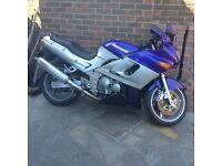 Kawasaki 600 road bike. £900