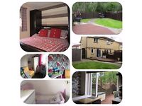 Lovely two bed semi-detached property in the Crookston area of Glasgow