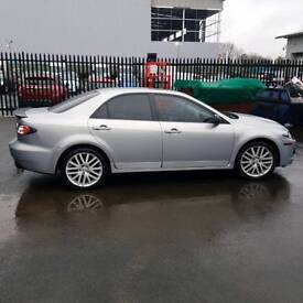 MAZDA 6 MPS REMAPPED 310 BHP