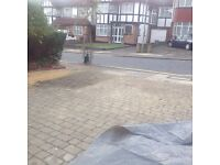 Parking space on a private drive on a very secure road NW4
