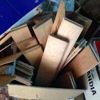 Free wood off-cuts--This weekend only