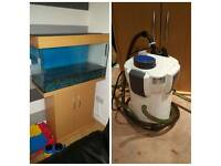 80x50x35 cm fishtank