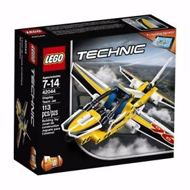 *NEW* LEGO Technic Display Team Jet 42044 Building Kit
