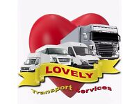 LOVELY TRANSPORT SERVICES. MAN&VAN SERVICES.Bow,Stratford,ilford,STEPNEY GREEN,BETHNAL GREEN,ALDGATE