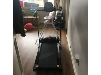 V-fit treadmill in good condition