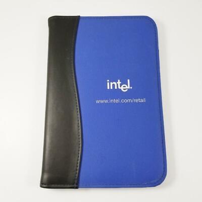 Intel Padfolio Folder Wallet Mini 6 X 9 Binder Portfolio Retail Holder Small