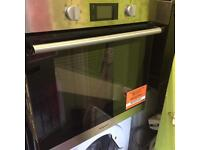New hotpoint oven