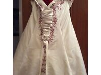 Wedding dress size 18 (No private emailers!)