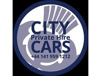 Private hire drivers wanted