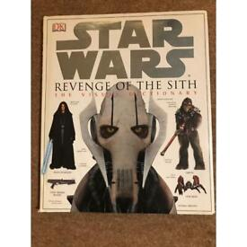 DK Star Wars Revenge of the Sith Visual Dictionary by James Luceno