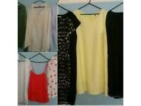 Ladies dress & top bundle, size 18