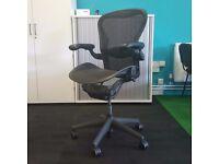 Herman Miller Aeron Chair - 140 available