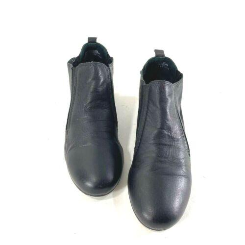 Capezio Womens Quadraflex Xtreme Pull Up Tap Dance Shoes Black Leather CG56 9.5M