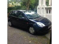 Ford Fiesta 1.3 low mileage clean
