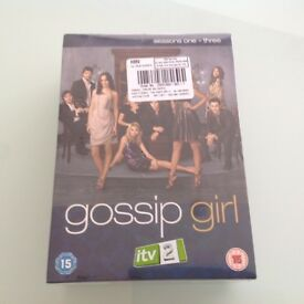 Gossip Girls Seasons 1-3