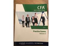 Free CFA level 1 exam practice book