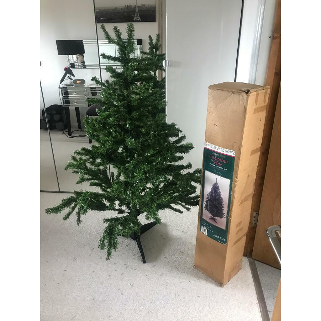 5ft Christmas Tree In Lepton West Yorkshire Gumtree