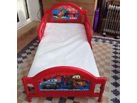Toddler Bed. Disney Cars.