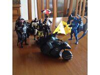 Bat man collection