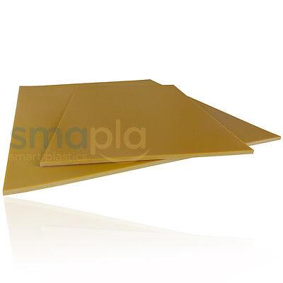 Rüttelmatte Rüttelplatte 800 x 500 x 10 mm Polyurethan 80 x 50 cm
