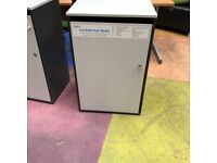 Secure Console Confidential Waste Bin/Lockable Confidential Waste Cabinet