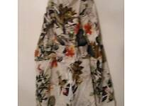 Play Suit flowery size 16