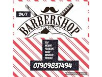 BARBERSHOP ONE TWENTY - OPEN 24/7