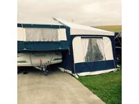 Pennine sterling SE 510 folding camper