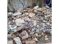 Approximately 3 Ton rubble, free to collector