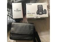 Canon EOS 1300D camera - read description