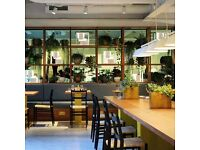 MANAGER - APRIL'S CAFE / SLOANE SQUARE