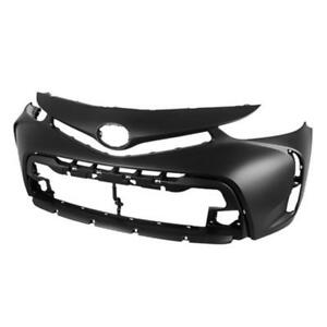 New Painted 2015 2016 2017 Toyota Prius V Front Bumper