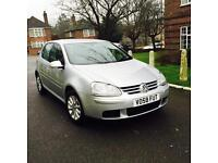 Well maintained,Vw golf 1.9 tdi diesel--- 5 doors silver
